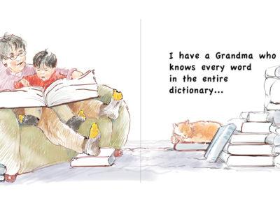 I have a granda who page 3